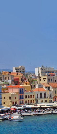 Chania Old Venetian Harbor by TheHotel.gr
