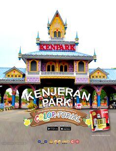 Kawan EMCO, jika sedang mengunjungi Surabaya, jangan lupa jalan-jalan ke Kenjeran dan melihat segala keunikan disana. Kota-kota lain juga memiliki keunikan tersindiri. Kawan EMCO bisa mengetahuinya dengan bermain game COLORtorial. Di setiap level akan diberikan info unik seputar budaya-buday tiap kota di Indonesia. Unduh game COLORtorial di https://play.google.com/store/apps/details?id=com.matarampaint.emco.colortorial