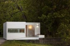 Lovely Treehouse Riga, A Compact Modular Home With 2 Bedrooms In Just 474 Sq Ft. Amazing Design