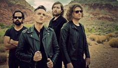 Nueva canción The Killers: sentido homenaje al estadio de Wembely