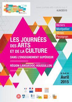 © Languedoc-Roussillon Universités (COMUE LR) Journées des arts et de la culture dans l'enseignement supérieur