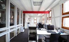 Moderne Arbeitsplätze in historischem Fachwerkgebäude #Büro #Bürogemeinschaft #Office #Coworking #Stuttgart #Sindelfingen