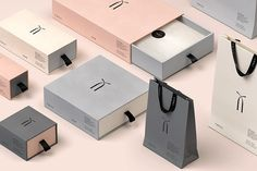 craft packaging elegant - Buscar con Google