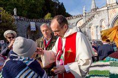 Messe et onction des malades | by Sanctuaire Notre-Dame de Lourdes