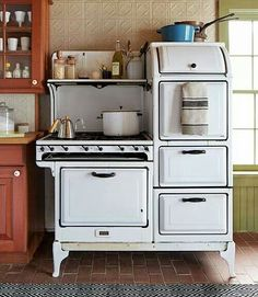 Very nice....wished they still made them - more ovens than the new ones!