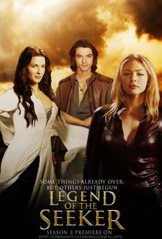 Legend Of The Seeker Poster 24x36