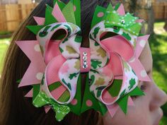 st pattys day idea. not exactly but very close!