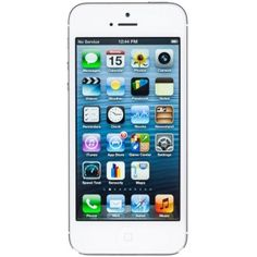 (REFURBISHED) Apple iPhone 5 32GB  White [Grade B]