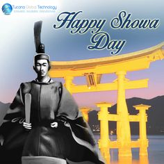Today is #ShowaDay in #Japan