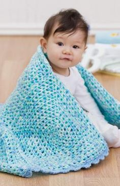 http://www.redheart.com/free-patterns/baby-lullaby-afghan