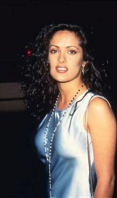Salma Hayek Young