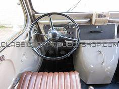 Citroen Hy Van interior
