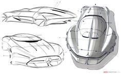 New Book Explores the Design World of Mercedes-Benz - AutoConception.com