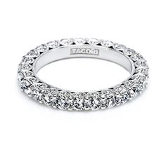 I heart this band from TACORI! Style no: 2598B