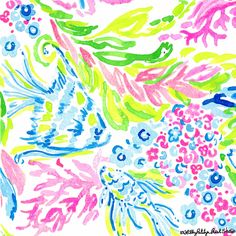 Don't be koi about it... #SummerInLilly #Lilly5x5