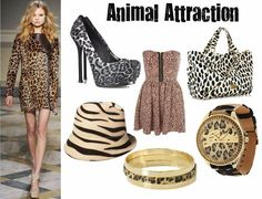 Animal attraction has always been a hot trend covering mostly handbags and shoes