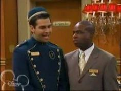 [VIDEO] Remember when Mr. Moseby got sick and Esteban did the best impression of him ever?  The Suite Life of Zach and Cody
