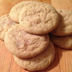Mrs. Fields Cinnamon Sugar Cookies- so good!