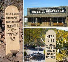 Drop Dead Gorgeous: Ten Types Of Tombstones To Die For Edwardian Era, Victorian, Unusual Headstones, Funeral Caskets, Arizona History, Tombstone Arizona, Arizona Road Trip, Famous Graves, Visit Egypt