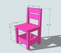 Kids' Storage Chairs