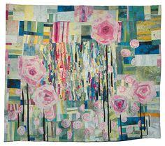 "Britta Ankenbauer-""Logik der Rosen"" (""Logical Roses""), 2005. 40""x46"". Leipzig, Germany."