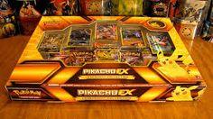 Image result for pokemon cards ex mega pikachu