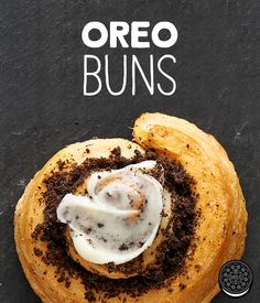 Take your dessert to the next level with this OREO buns recipe. You'll never go back.