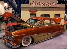 1950 Ford Coupe by George Barris by Bill Jacomet, via Flickr
