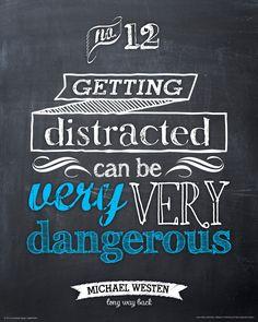 Burn Notice Life Lessons & Quotes - #12 Michael Westen/Jeffrey Donovan
