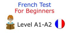 This free online French proficiency test will help you to check your current level in French. Learn French Beginner, French Online, Language, This Or That Questions, Learning, Study, Goals, Check, Free