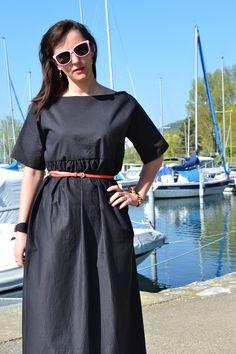 My favorite dress de make my lemonade en version longue Lemonade, How To Make, How To Wear, Sew, Couture, My Favorite Things, Casual, Dresses, Fashion