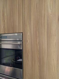 Cesar Kora Grey Elm cabinets - at Manhattan Center for Kitchen ...