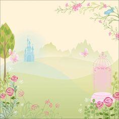 free printable Disney scrapbook paper | Ek Success E5380249 Disney Glittered Paper 12 In X 12 In Princess ...