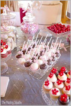 Cake pops,mini cupcakes,candies & more...