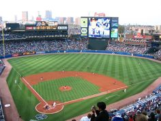 Beautiful Turner Field