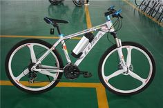Disc Brake 36v-250w Magnesium Alloy Wheel Sport Mtb Style Electric Bike - Buy Bike Tyres 26,26er Mountain Bike,Full Suspension Mountain Bike Product on Alibaba.com