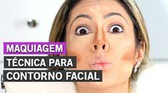 """Aprenda a fazer o """"famoso"""" Contorno Facial!"""