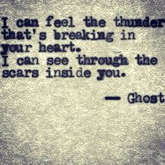 Ghost ~ Cirice I remember when I introduced this band to you. Gosh I miss you DSJ