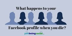 What happens to your Facebook profile when you die? Facebook legacy (scheduled via http://www.tailwindapp.com?utm_source=pinterest&utm_medium=twpin&utm_content=post6524980&utm_campaign=scheduler_attribution)