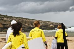 Sun or rain, Surf is the answer