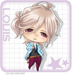 Louis (Brothers Conflict)