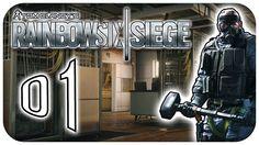Rainbow Six Siege #01 - Ein Mann und sein Hammer - Let's Play