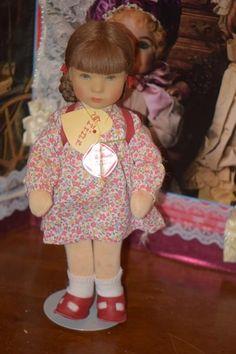 Vintage Doll Kathe Kruse Stinkr Adorable - Vintage Doll Kathe Kruse Stinkr Adorable