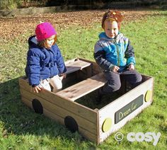 SIMPLE VEHICLE - Loose Parts - Early Years - Cosy Direct