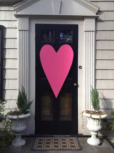 Welcome home! #valentinesday #love #heart