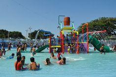 Municipio de Guayaquil invita a disfrutar de los parques acuáticos, fuentes cibernéticas y balneario artificial en el próximo feriado | M. I. Municipalidad de Guayaquil
