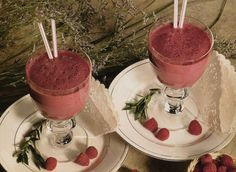 Raspberry Smoothie recipe | Dairy Goodness