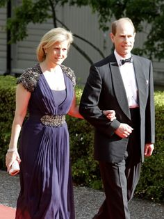 Sophie de Wessex et prince edward