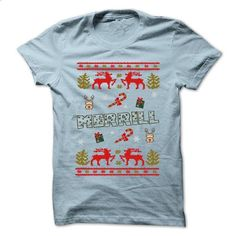 Christmas MERRILL ... 999 Cool Name Shirt ! - #geek hoodie #sweatshirt style. ORDER NOW => https://www.sunfrog.com/LifeStyle/Christmas-MERRILL-999-Cool-Name-Shirt-.html?68278