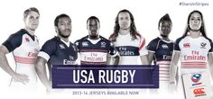 2013-2014 USA Rugby Jerseys #usarugby #canterbury -  For the best rugby gear check out http://alwaysrugby.com